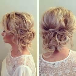 27 trendy updo ideas for medium length hair