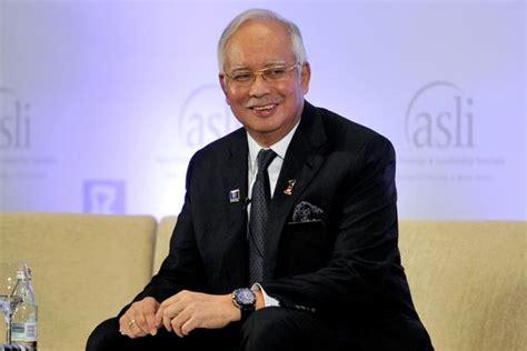 Jam Tangan Tissot Najib jam tangan orang kuat malaysia