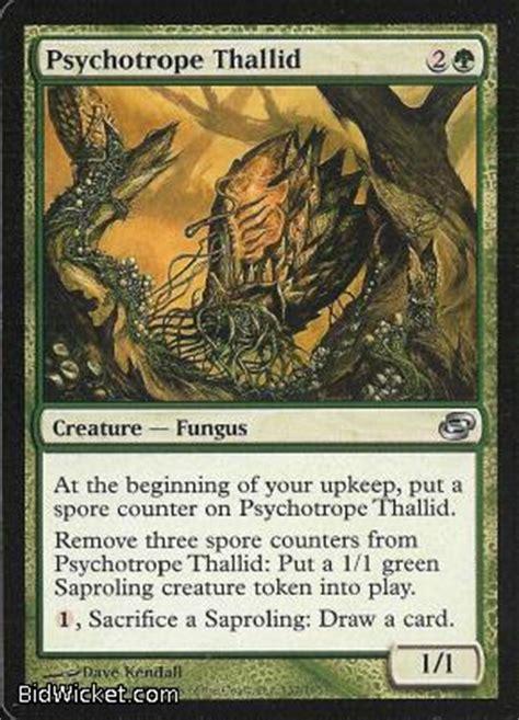 Mtg Magic The Gathering Benalish Commander Planar Chaos Singles psychotrope thallid