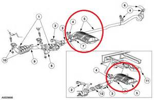 2003 Ford Windstar Exhaust System Diagram Ford Windstar Something Is Hangin Low On My Minivan I Hear