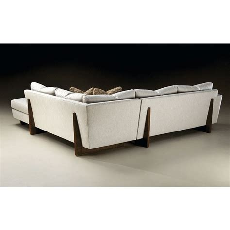 cool sectional sofas cool clip sectional from thayer thayer coggin clip curved sofa catosfera net