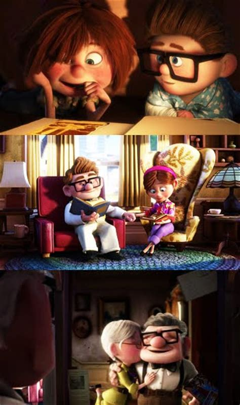 film up ellie one life to love you know you are old when