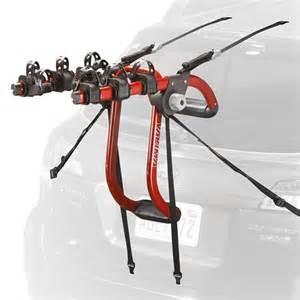 yakima trunk mounted bike rack