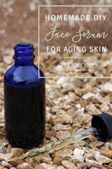 diy pronunciation diy face serum for aging skin pronounce skincare