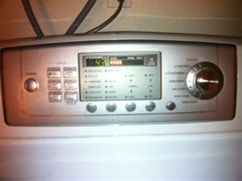 lg washing machine error code oe