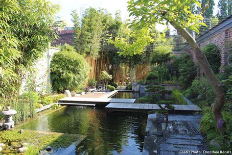un jardin japonais aux portes de lille d 233 tente jardin