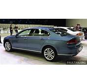 B8 Volkswagen Passat Officially Launched In Malaysia
