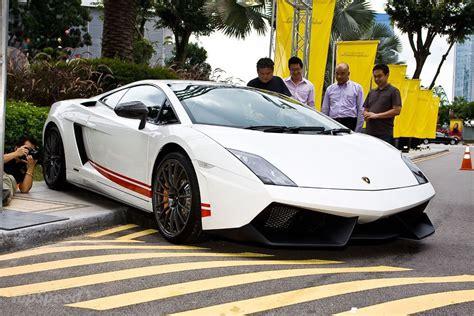 Lamborghini Gallardo Editions Lamborghini Gallardo Singapore Edition Extravaganzi