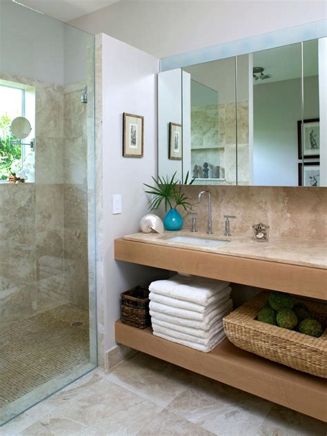 decorating ideas for bathroom coastal bathroom ideas bathroom ideas designs hgtv