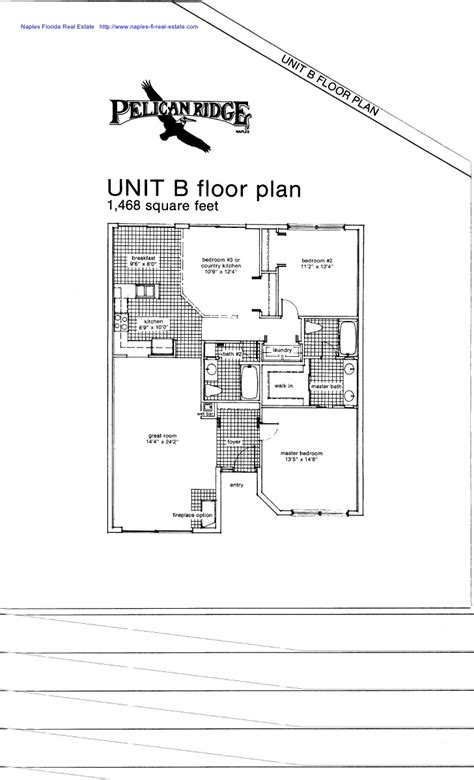 naples floor plan unit b floor plan at pelican ridge naples florida text marked