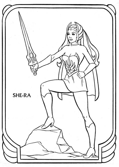 free coloring pages of heman