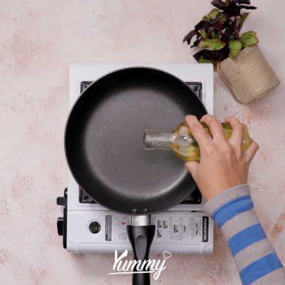 resep masakan kerak telor millenial  chef yummy