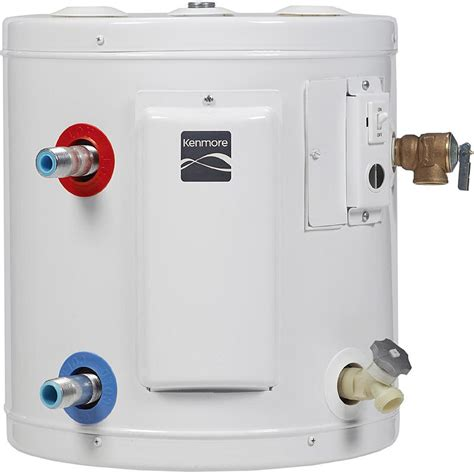 60 gallon electric water heater price kenmore 31605 10 gal 6 year compact electric water