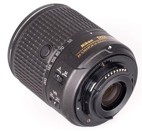 nikon s nikon af s dx nikkor 55 200mm f 4 5 6g vr ii review