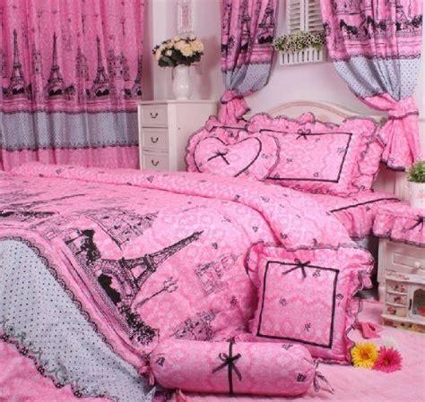 girls paris bedding paris bedding for girls