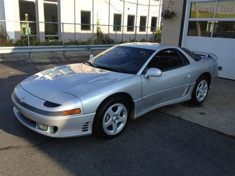 mitsubishi 3000gt vr4 1992 sell used 1992 mitsubishi 3000gt vr4 w completely rebuilt