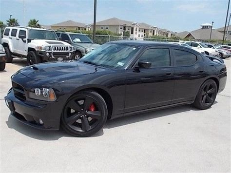 find used 2010 dodge charger srt8 in pasadena texas united states for us 32 999 00