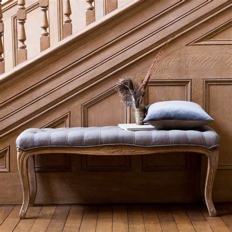 antoinette bench antoinette buttoned long bench by within home