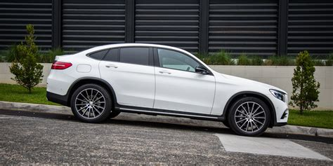 mercedes bench 2017 mercedes benz glc250 coupe review caradvice