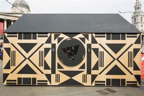 Design Milk London Design Festival | airbnb s landmark project during london design festival