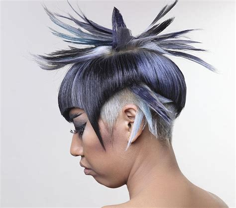 gray hair with highlights slideshow lovetoknow hair frosting for dark hair l or 233 al paris le petite