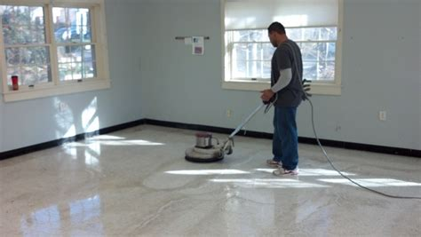 Equipment Used by Commercial Floor Cleaning Service