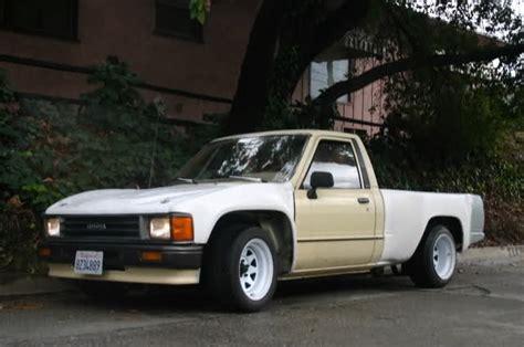 widebody toyota truck 88 drift truck toyota minis