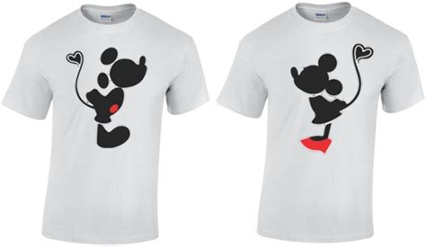 Kaos Hurley Catton Slub Green matching mickey and minnie shirts shirts