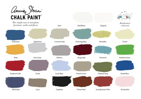 chalk paint colors you hair with chalk paint colors paint