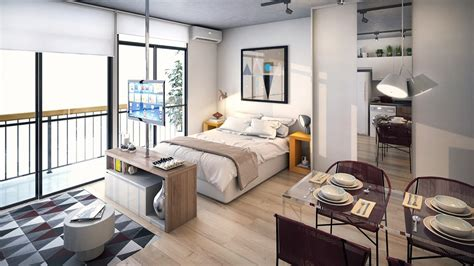 5 small studio apartments with beautiful design top 5 small studio apartments with beautiful design youtube
