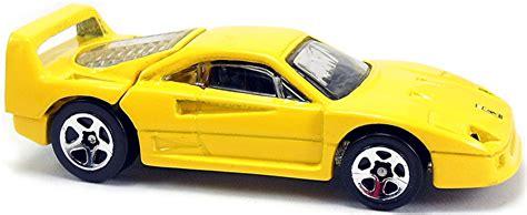 F40 L by F40 72mm 1989 Wheels Newsletter