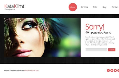 Bootstrap Free Responsive Template Photography Free Photography Website Templates For Photographers
