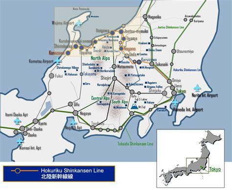 plan your trip using the hokuriku shinkansen line digi