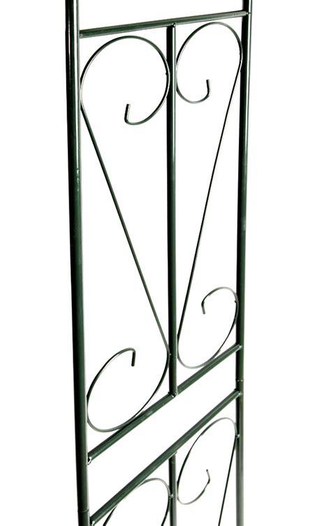 sda ufficio reclami arco romantico piante ricanti metallo 37x140x215cm