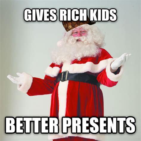 Santa Claus Meme Generator - livememe com scumbag santa