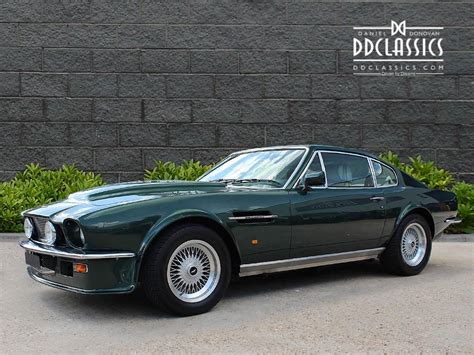Aston Martin 1990 by Used 1990 Aston Martin V8 Vantage Coupe For Sale In Surrey