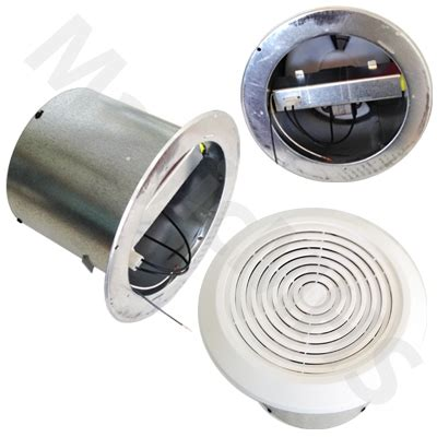 bathroom exhaust fan vent ventline bathroom exhaust fan vent 7 quot round