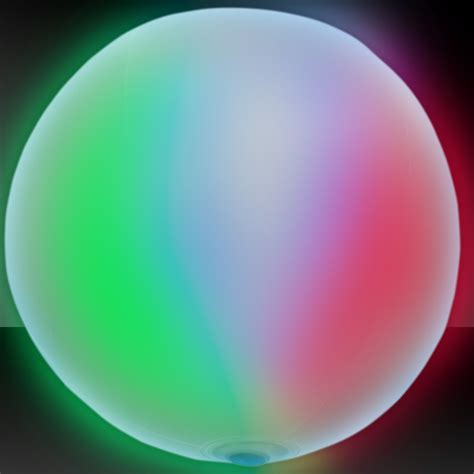 30 Quot Led Inflatable Beach Ball Lighted Balls Pens Lighted Balls