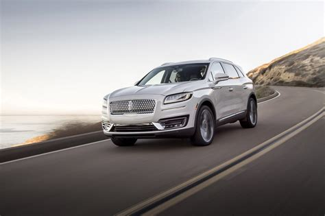 2019 Ford Nautilus by 2019 Lincoln Nautilus Debuts Way Cooler Than