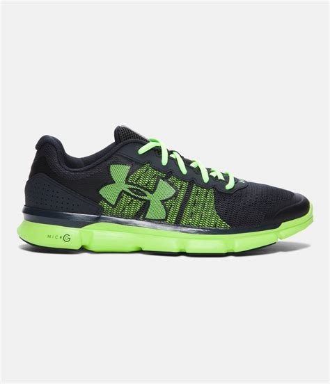 ua micro g running shoes s ua micro g 174 speed running shoes armour us