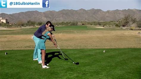 swing clinic swing clinic set up to the driver with jimmy hanlin and
