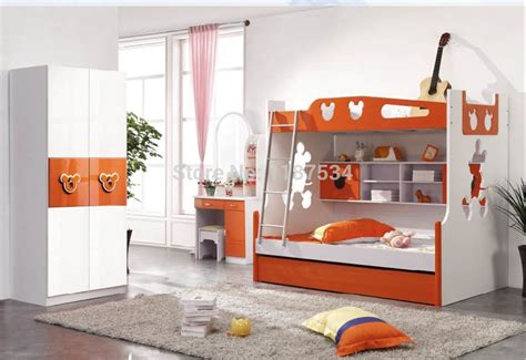modern children home bedroom furniture children bed