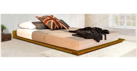 Low Lying Bed Frames with The Timber Bed Frame Is A Low Lying Bed That Sits Low To The Floor And Lets You