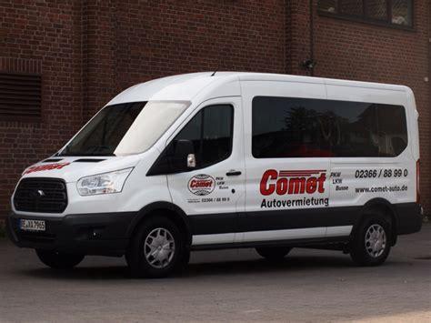 Auto 9 Sitzer by 9 Sitzer Gro 223 Ford Transit Comet Auto Handel Und