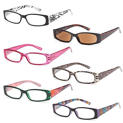 gamma readers 6 pairs readers includes