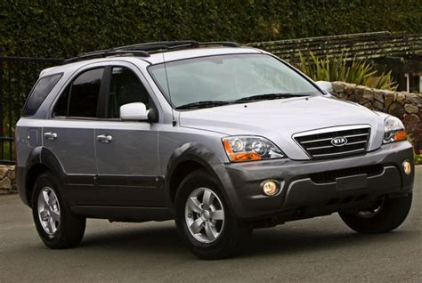 2009 Kia Sorento Reviews 2009 Kia Sorento Overview Cargurus