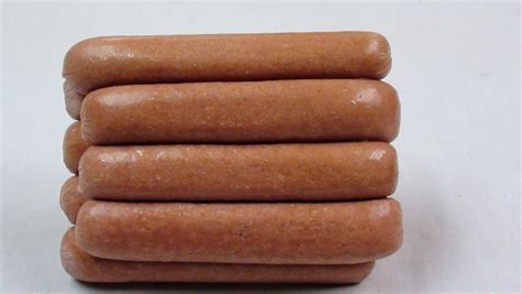 uncured dogs uncured dogs and cooked sausages food for sale