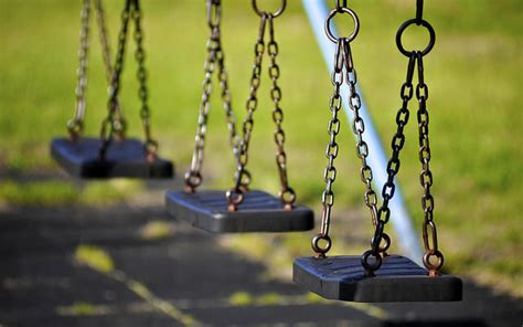 why swing why does a playground activity that all kids love make so