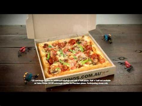 domino pizza buah batu square dominos quot square puff pizzas quot tvc youtube
