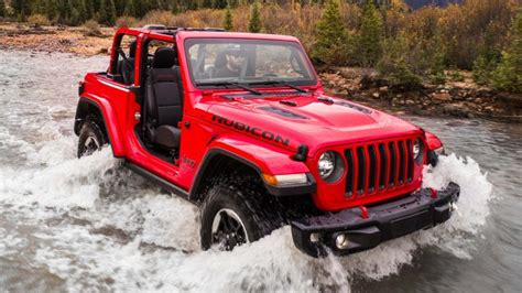 jeep red two door 2 door rubicon floors doors interior design